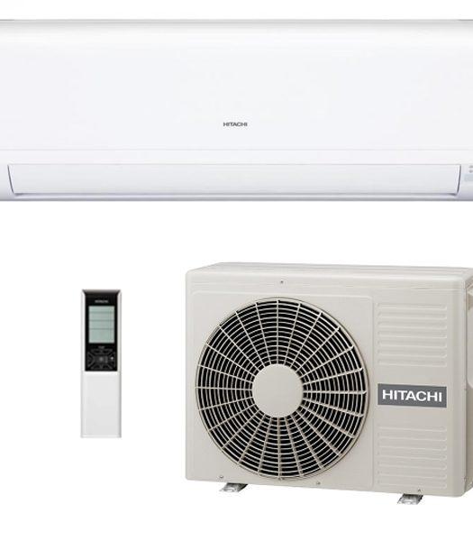 Inverter-Hitachi-RAK50PPB-RAC50WPB